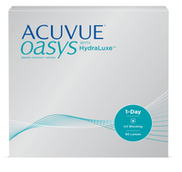 Acuvue Oasys 1-Day Sphere - 6 Months Supply (4 Boxes/90pks)
