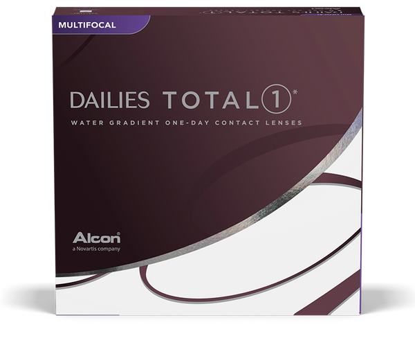 Dailies Total1 Multifocal - 6 Months Supply (4 Boxes/90pks)