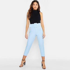Pencil High Waist Trousers