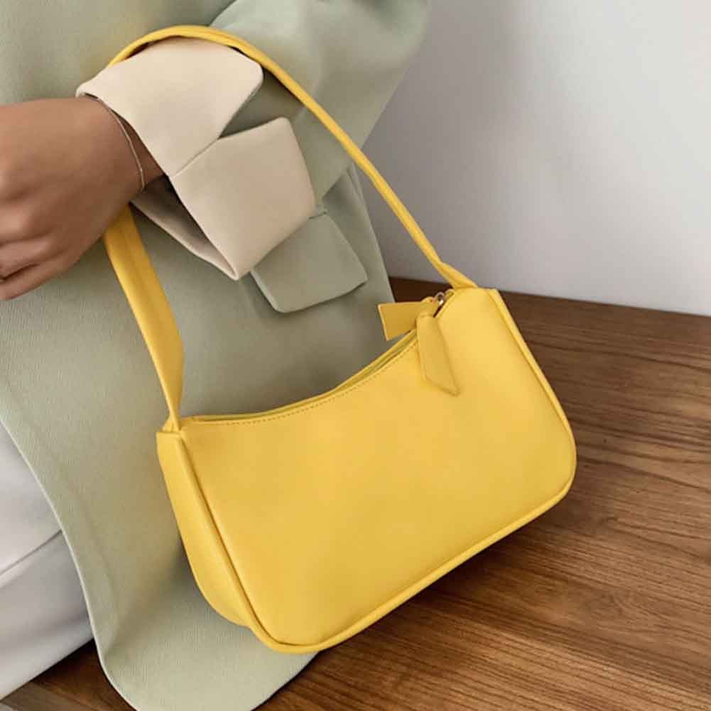 Top Handle Bag Retro Handbag
