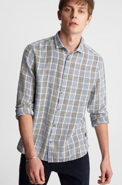 Fulton Plaid Shirt