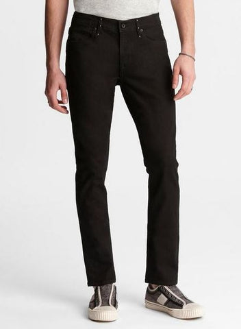 Slim Straight Jean With Studs - John Varvatos