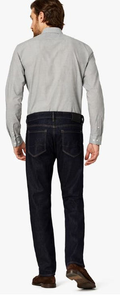 Courage Straight Leg Jeans in Rinse Core