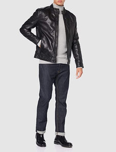 Strellson Univers Leather Jacket