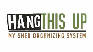 HangThis Up My Shed Organizing System Gift Card