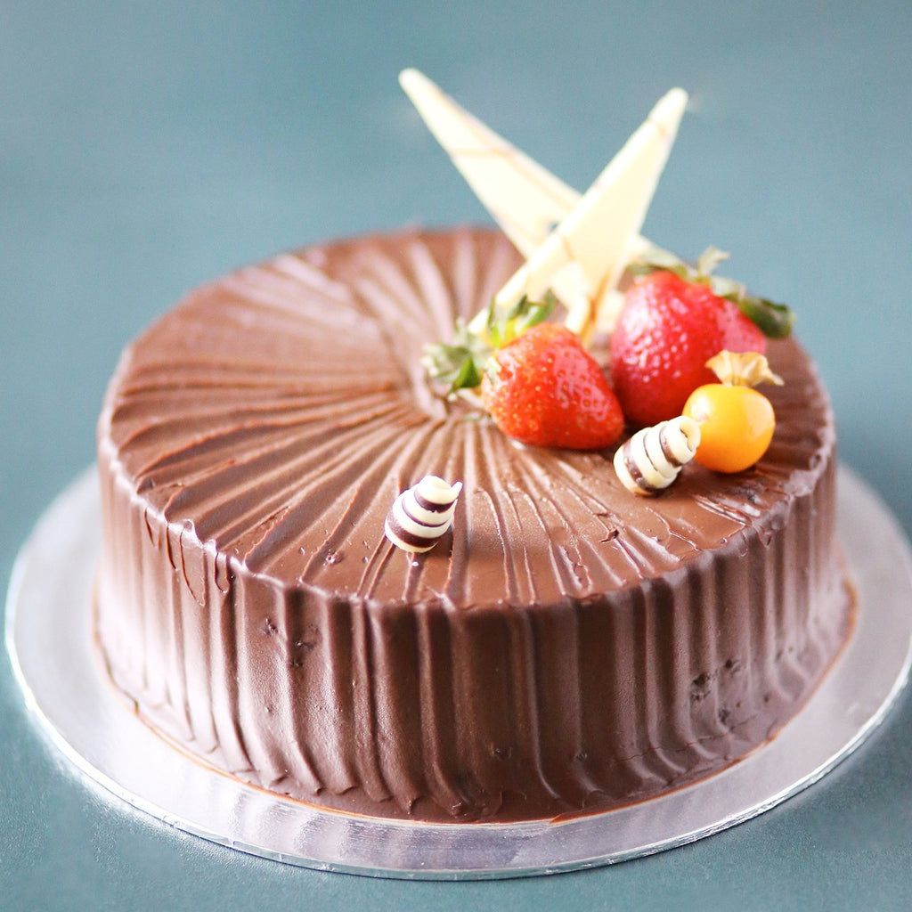 Chocolate Fudge Cake (1kg)