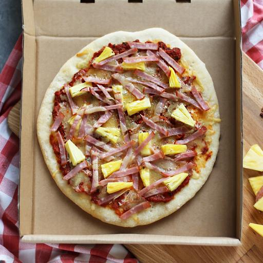 Hawaiian Pizza 9""
