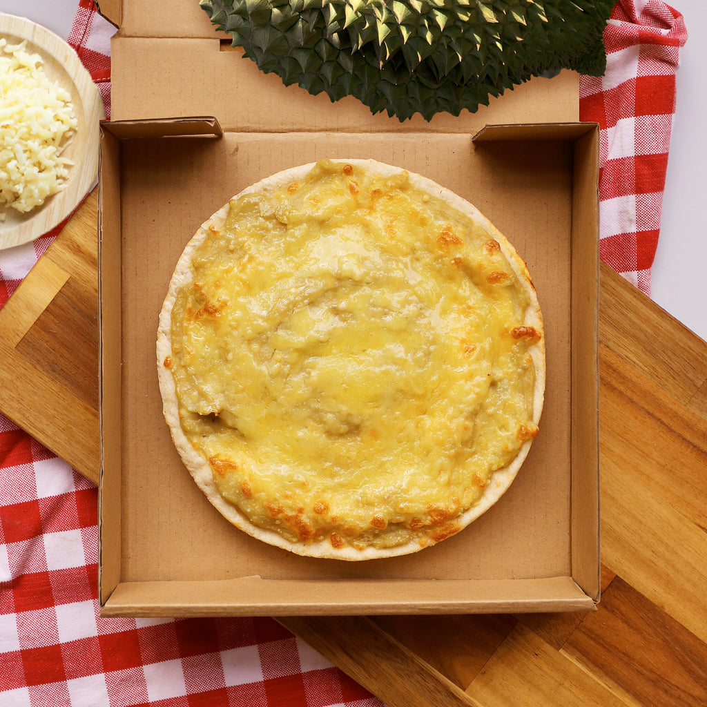 Durian Cheese Pizza 9""