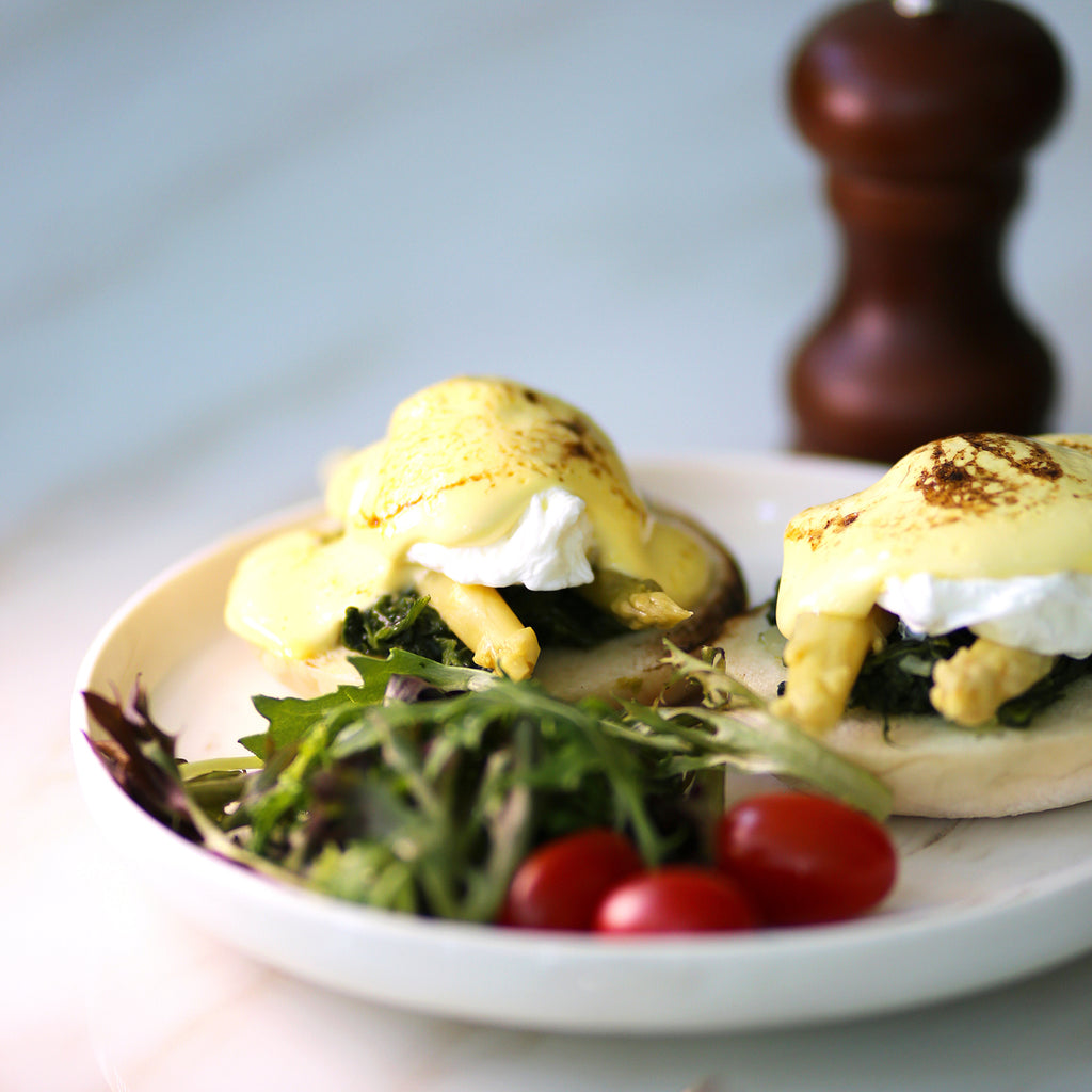 The Classic Egg Benny