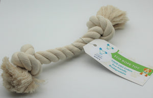 100% Cotton Eco-Bone Toys
