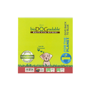 Compostable Dog Waste (poop) Bags - 240 Ct