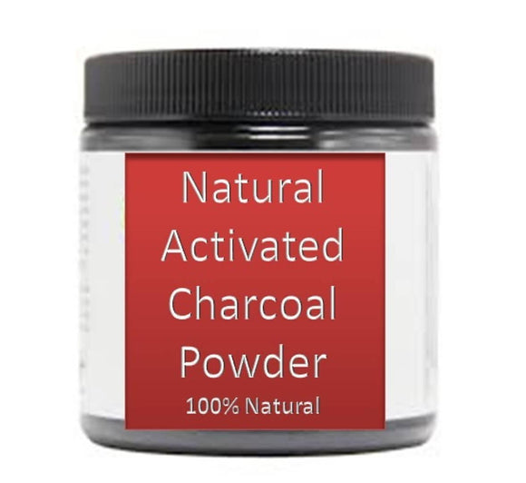 Activated Natural Charcoal Powder for Face and teeth