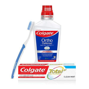 Colgate Anticavity kit - Rinse Therapy