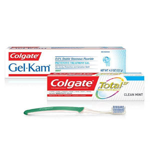 Colgate Ortho kit - Gel Therapy
