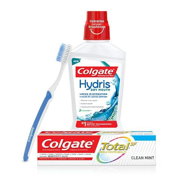 Colgate Dry Mouth Kit