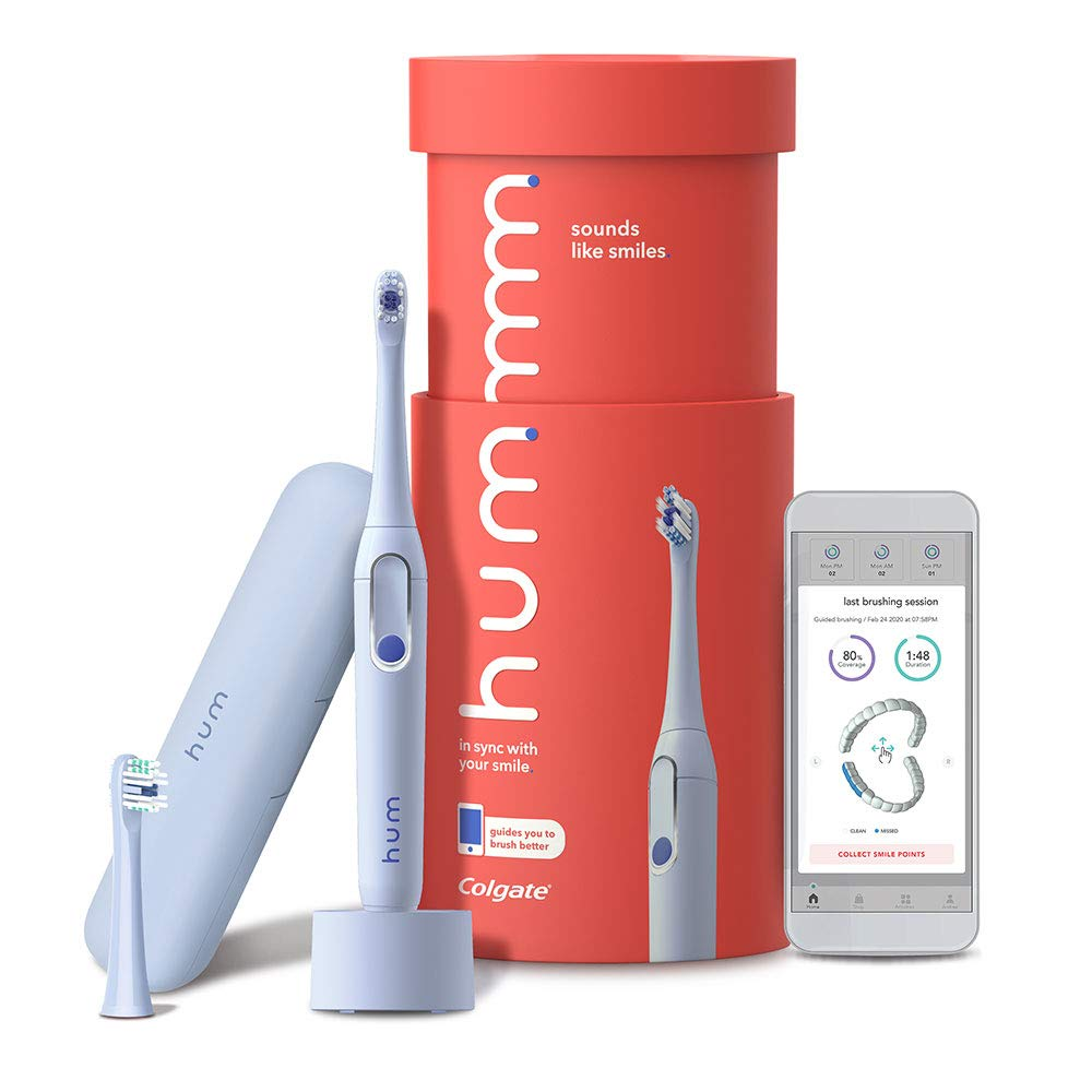 hum Rechargeable Toothbrush Starter Kit