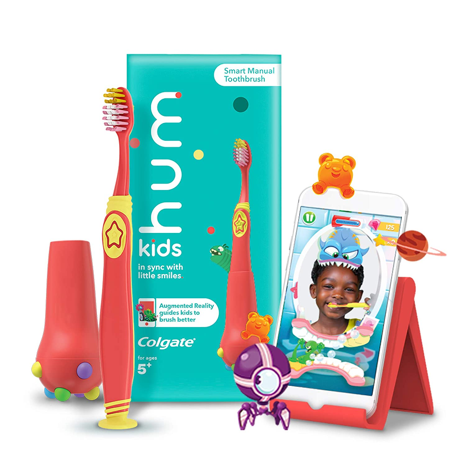 Hum Kids Augmented Reality Toothbrush