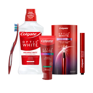 Whitening Maintenance System