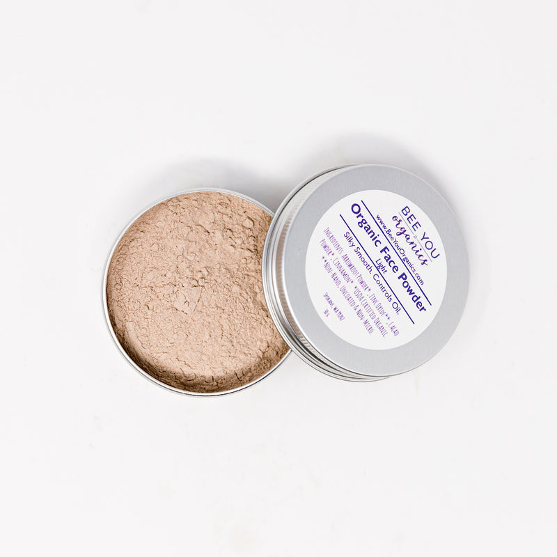 Organic Face Powder