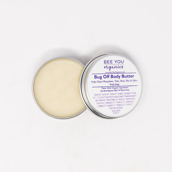 Organic Bug Off Body Butter