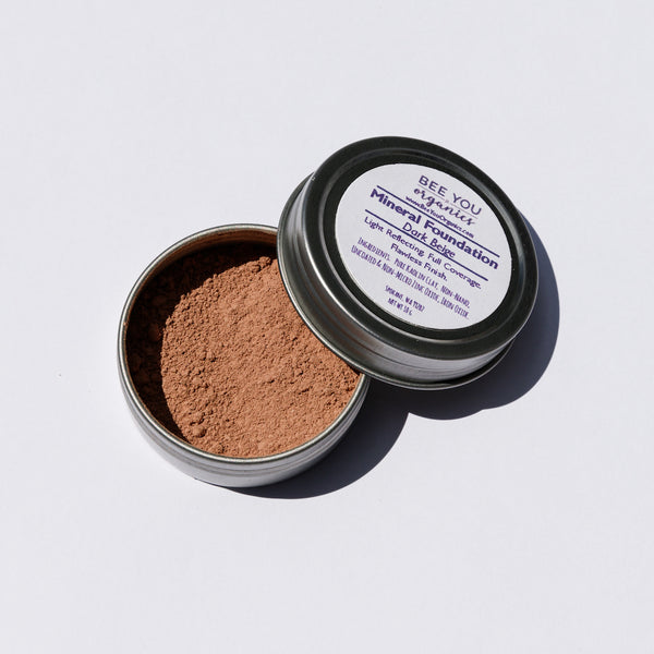 Pure Mineral Foundation Powder