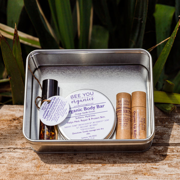 Moisturizing Spa Gift Set for Her