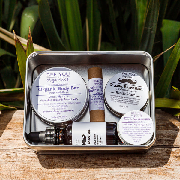 Men's Skin Care Gift Set