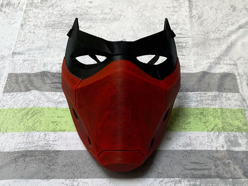 KTSR - Red Hood Full Size - Adulto