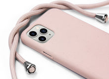 Load image into Gallery viewer, iPhone eco friendly pink rope fashion case