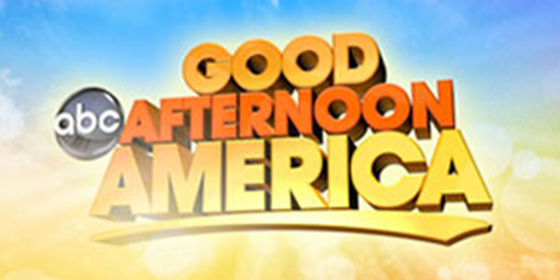NurturMe on Good Afternoon America
