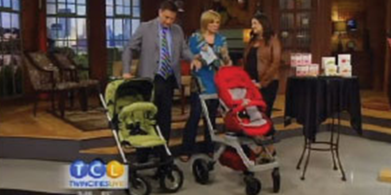 NurturMe on Twin Cities Live