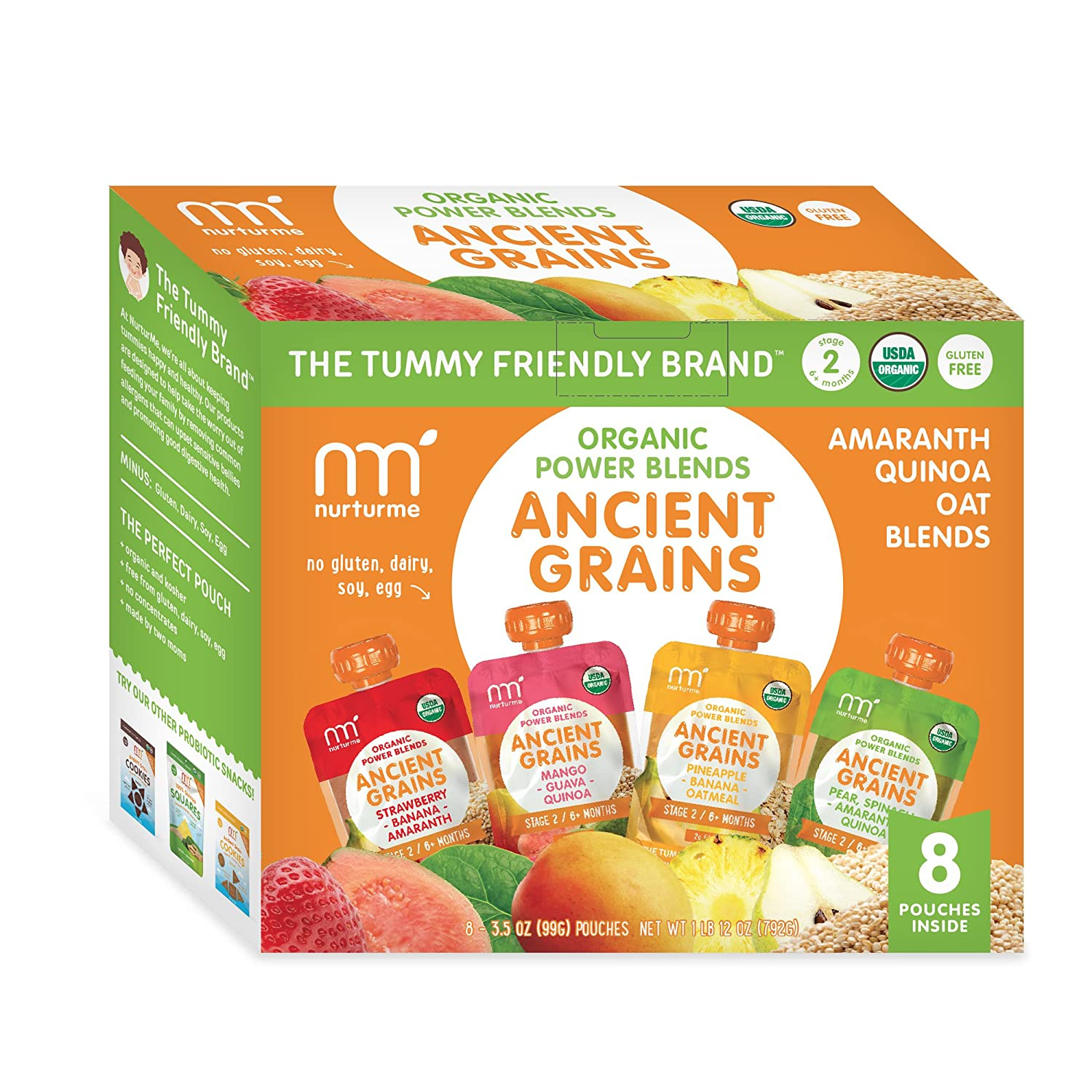 Power Blends Ancient Grains Variety Pack