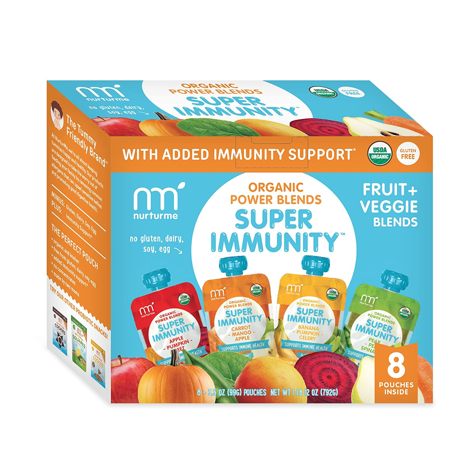 Power Blends Super Immunity Fruit & Veggie Variety Pack