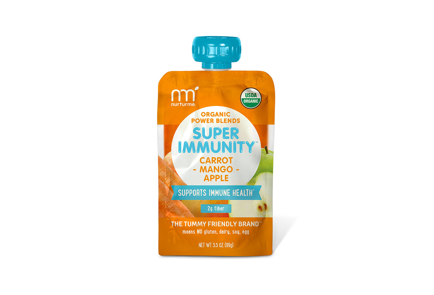 Power Blends Super Immunity: Carrot, Mango and Apple