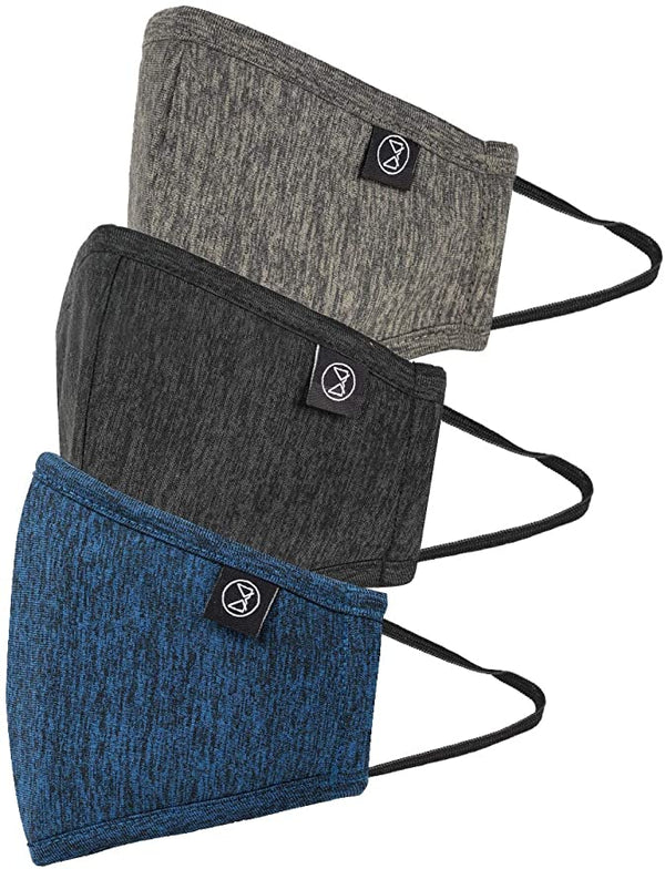 Marca Disati Melange | Black | Blue | Grey