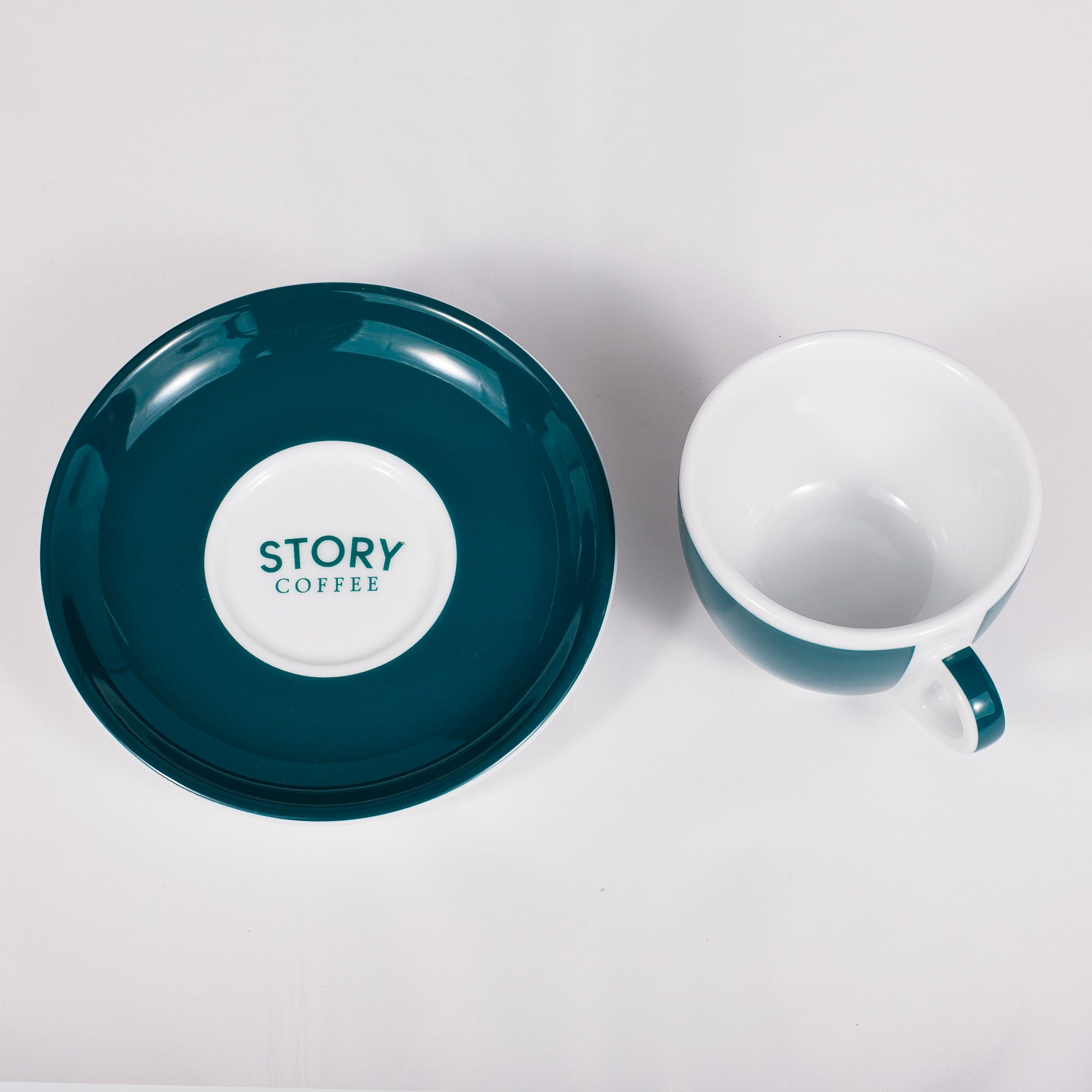 Story Coffee Cup and Saucer 190ml/6oz