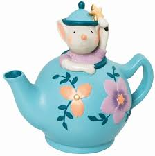Moulin Roty - Teapot Money Box