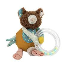 Moulin Roty - Bear Rattle