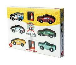 Le Toy Van - Montecarlo Sports Cars