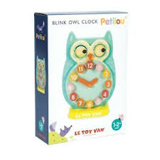 Le Toy Van - Blink Owl Clock
