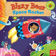 Bizzy Bear Space Rocket by Benji Davies