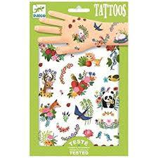 Djeco - Happy Spring Tattoos