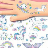 Djeco - Unicorn tattoos