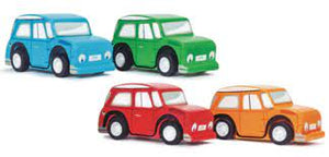 Le toy van - Pull back whizzy cars