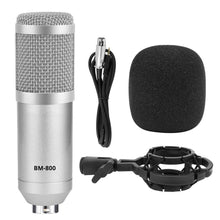 Load image into Gallery viewer, Microfono bm800 Studio Microphone Kits/Condenser Mic