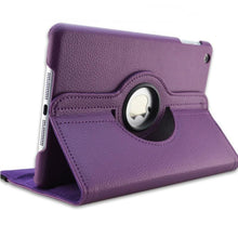 Load image into Gallery viewer, 360 Degree Rotating Leather Smart Cover Case for Apple iPad
