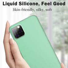 Load image into Gallery viewer, Original Liquid Silicone Case for iPhone