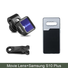 Load image into Gallery viewer, 1.33X Anamorphic Lens Filmmaking Phone Camera Lens Widescreen Movie