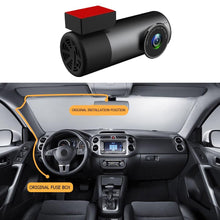 Load image into Gallery viewer, 1080P FHD Wi-Fi Car DVR Camera Dash Cam 140 Degree Wide Angle Lens