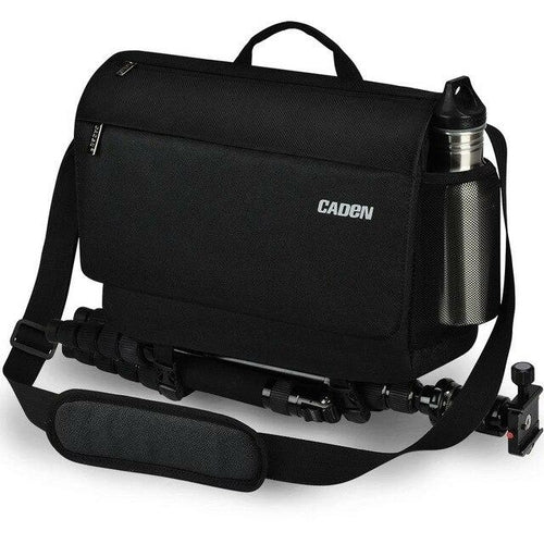Camera Sling Bag Waterproof Photography Case DSLR Travel Shoulder
